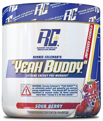 Yeah Buddy Sour Berry (270 gr)