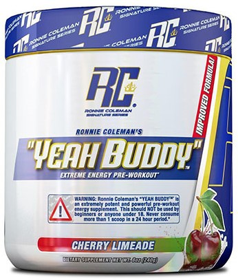 Yeah Buddy Cherry Limeade (270 gr)