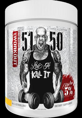 5% Nutrition 5150 Legendary Series Tropical Rage (372 gr)