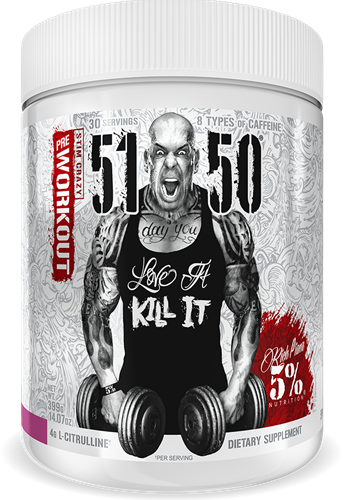 5% Nutrition 5150 Legendary Series Wildberry (372 gr)