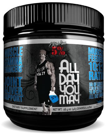 All Day You May Blue Raspberry (465 gr)