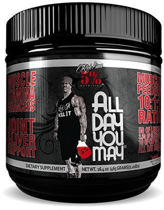 All Day You May Fruit Punch (465 gr)