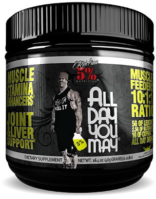 All Day You May Lemon Lime (465 gr)