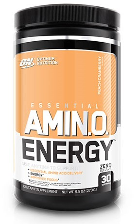 Amino Energy Cranberry & Peach (270 gr)