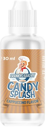Candy Splash Cappuccino (30 ml)