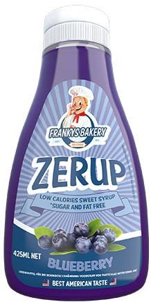 Franky´s Bakery Zerup Blueberry (425 ml)