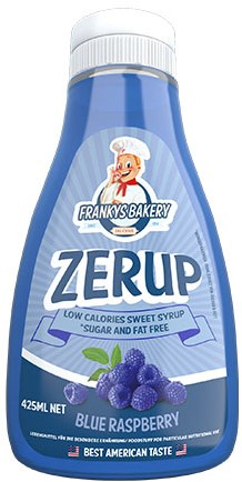 Franky´s Bakery Zerup Blue Raspberry (425 ml)