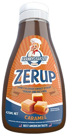Franky´s Bakery Zerup Caramel (425 ml)