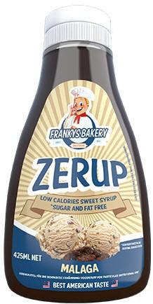 Franky´s Bakery Zerup Malaga (425 ml)