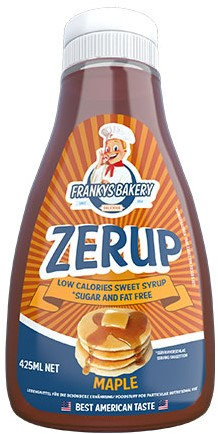 Franky´s Bakery Zerup Maple Syrup (425 ml)