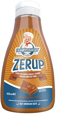 Franky´s Bakery Zerup Salted Caramel (425 ml)