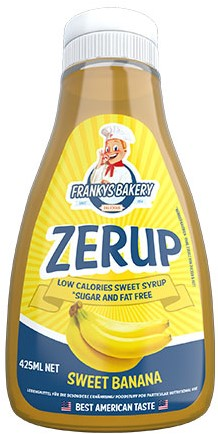 Franky´s Bakery Zerup Sweet Banana (425 ml)