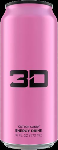 3D Energy Pink (1 x 473 ml)