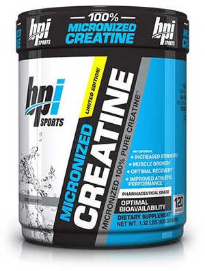 Micronised Creatine (600 gr)