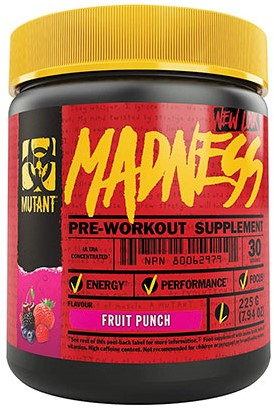 Mutant Madness Fruit Punch (225 gr)