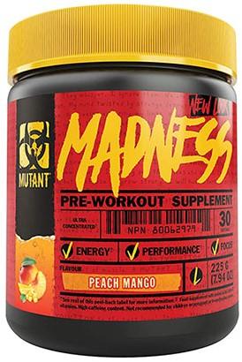 Mutant Madness Peach Mango (225 gr)