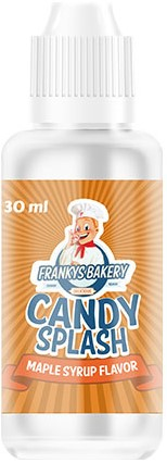 Candy Splash Maple Syrup (30 ml)