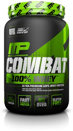 Combat 100% Whey Strawberry (907 gr)