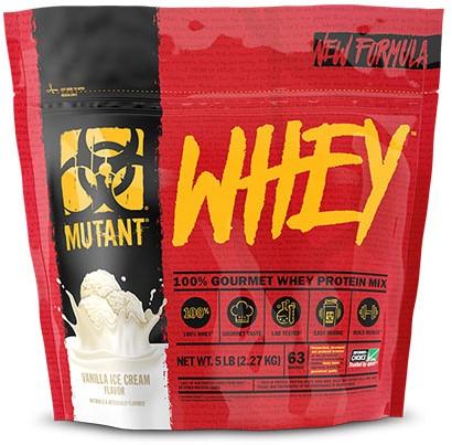 Mutant Whey Vanilla (2270 gr)