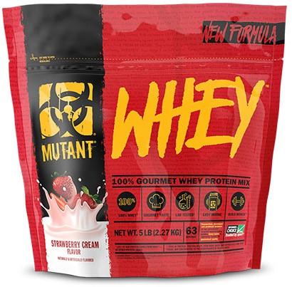 Mutant Whey Strawberry Cream (2270 gr)