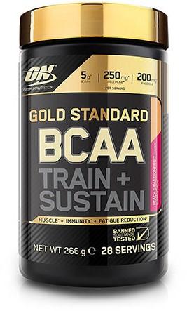 Gold Standard BCAA Peach Passionfruit (266 gr)