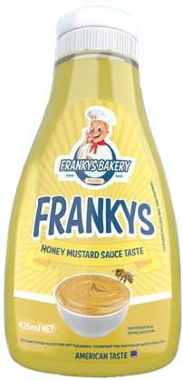 Franky's Bakery Zero Sauces Honey Mustard (425 ml)