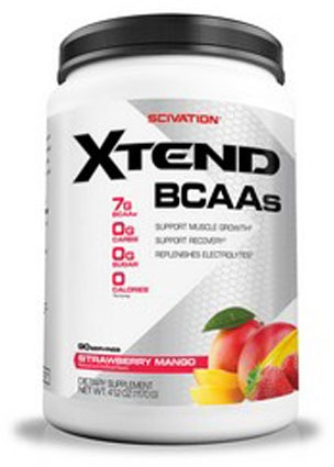Xtend BCAA Strawberry Mango (1125 gr)
