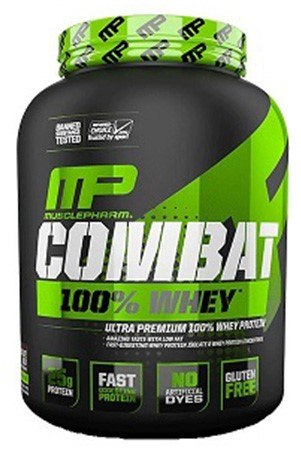 Combat 100% Whey Strawberry (1814 gr)