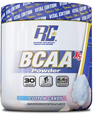 BCAA-XS Powder Cotton Candy (200 gr)