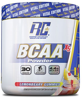 BCAA-XS Powder Lemonbeary Gummies (200 gr)
