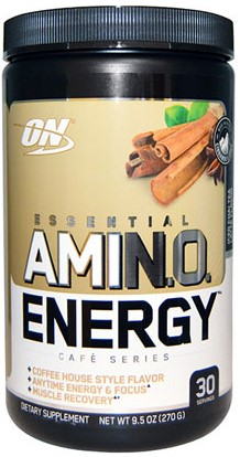 Amino Energy Iced Tea (270 gr)