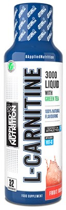 Applied Nutrition Liquid L-Carnitine Fruit Burst (495 ml)
