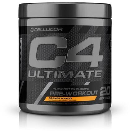 C4 Ultimate Orange Mango (440 gr)