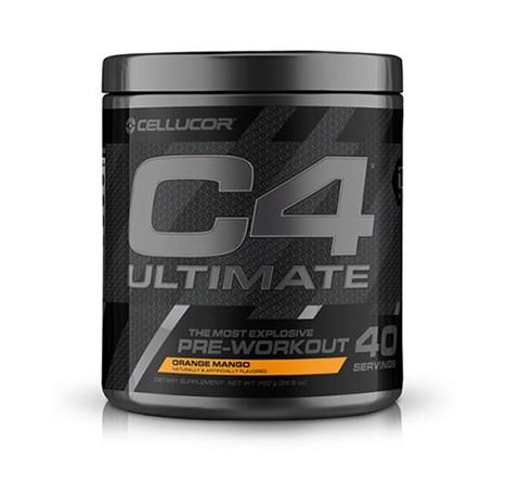 C4 Ultimate Orange Mango (760 gr)