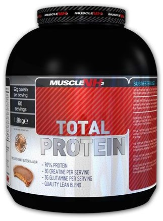 Muscle NH2 Total Protein (1800 gr)