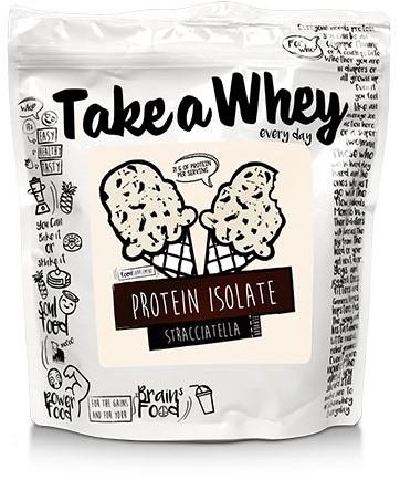 Take-a-Whey Isolate Protein Stracciatella (900 gr)