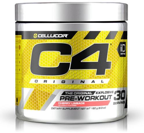 C4 Original Pre-workout Cherry Limeade (195 gr)
