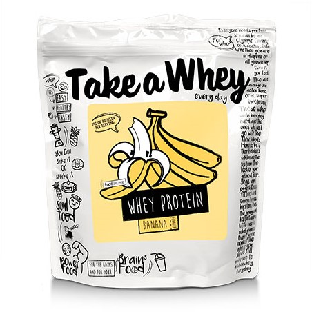 Take-a-Whey Blend Banana (900 gr)