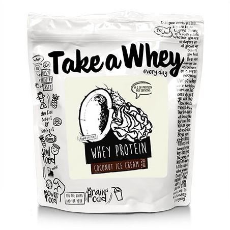 Take-a-Whey Blend Creamy Coconut (900 gr)