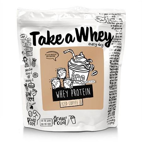 Take-a-Whey Blend Iced Coffee (900 gr)