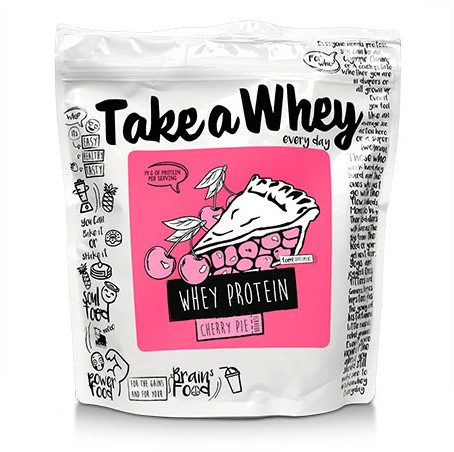 Take-a-Whey Blend Cherry Pie (900 gr)
