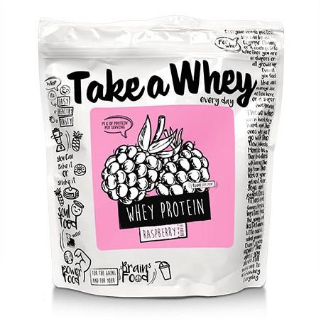 Take-a-Whey Blend Raspberry (900 gr)