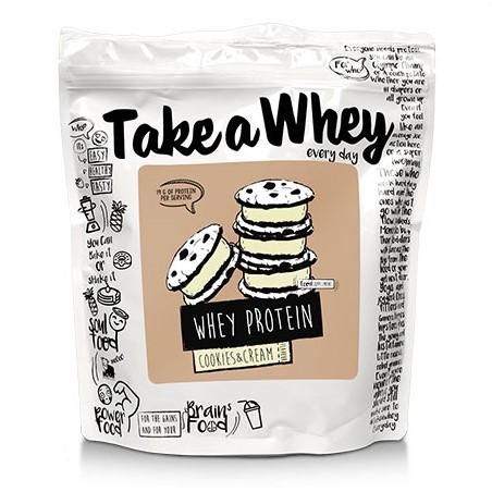 Take-a-Whey Blend Cookies & Cream (900 gr)
