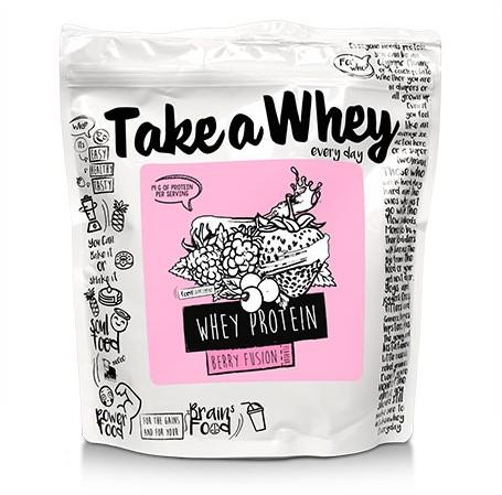 Take-a-Whey Blend Berry Fusion (900 gr )