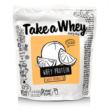 Take-a-Whey Blend Sweet Orange (900 gr)