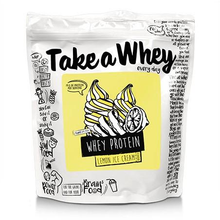 Take-a-Whey Blend Lemon Ice Cream (900 gr)