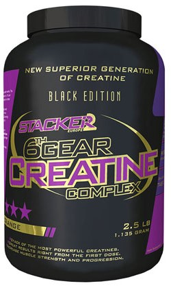 Stacker2 6th Gear Creatine Complex Orange (1135 gr)