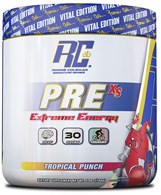 PRE-XS Tropical Punch (165 gr)