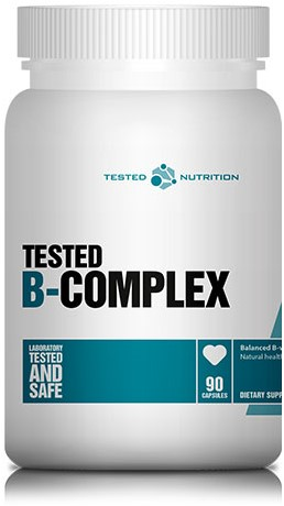 Tested B-Complex (90 caps)