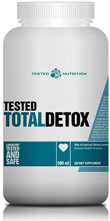 Tested Total Detox (500 ml)